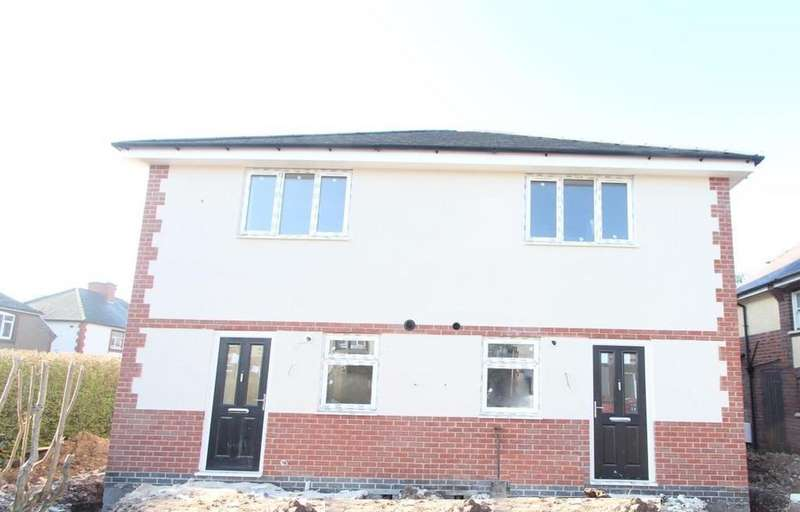 3 Bedrooms Semi Detached House for sale in Elwell Avenue, Barwell
