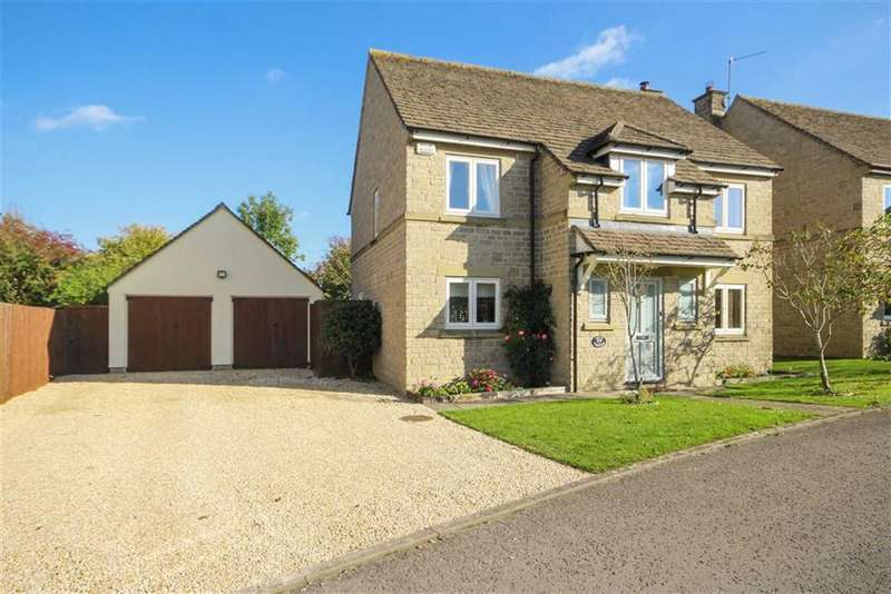 4 Bedrooms Detached House for sale in Riverside Park, Great Somerford, Wiltshire