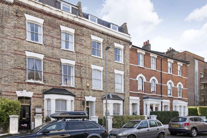4 Bedrooms Terraced House for sale in Salcott Road, London SW11