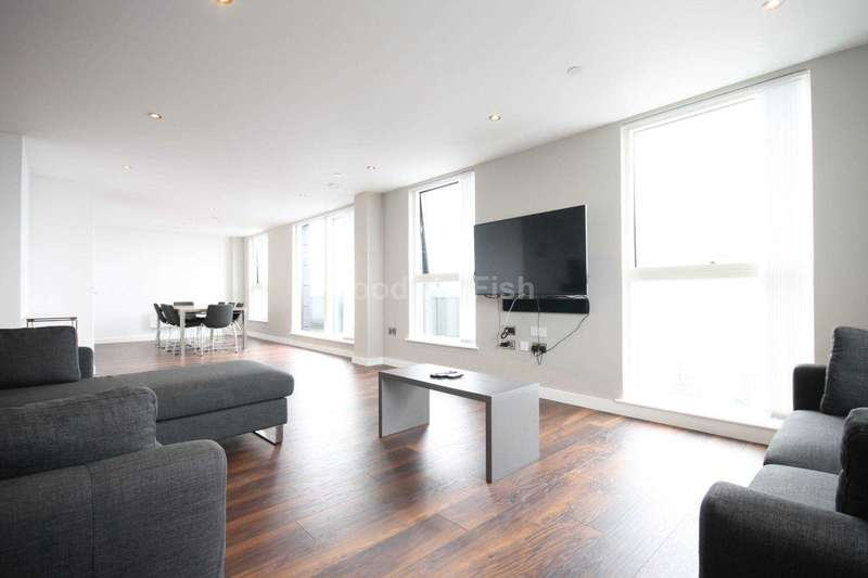 3 Bedrooms Apartment Flat for sale in One Regent, 1 Regent Road, Castlefield
