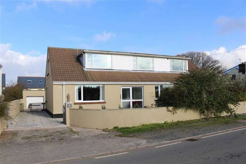 5 Bedrooms Detached House for sale in Hill Mountain, Houghton, Milford Haven