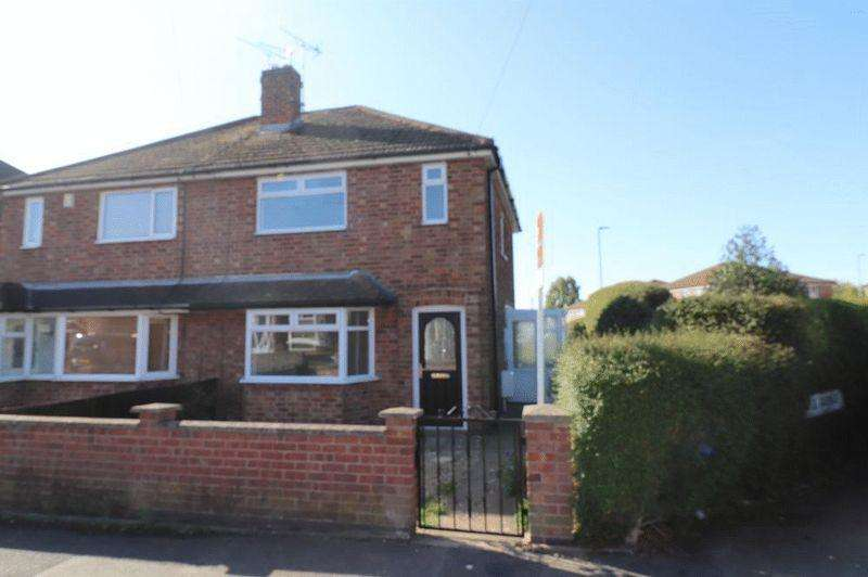 3 Bedrooms Semi Detached House for sale in Maple Avenue, Leicester