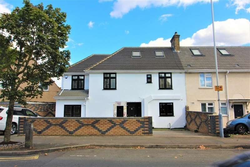 4 Bedrooms Semi Detached House for sale in Church Road, Hayes