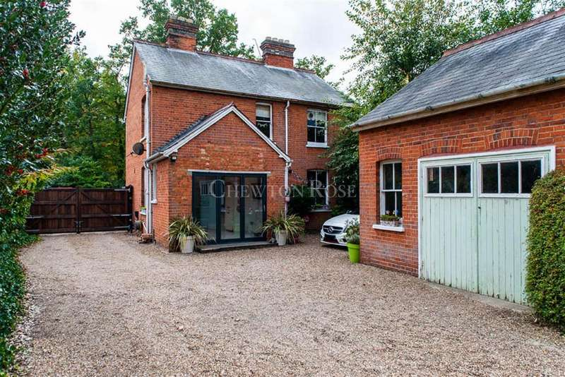4 Bedrooms Detached House for sale in London Road, Ascot