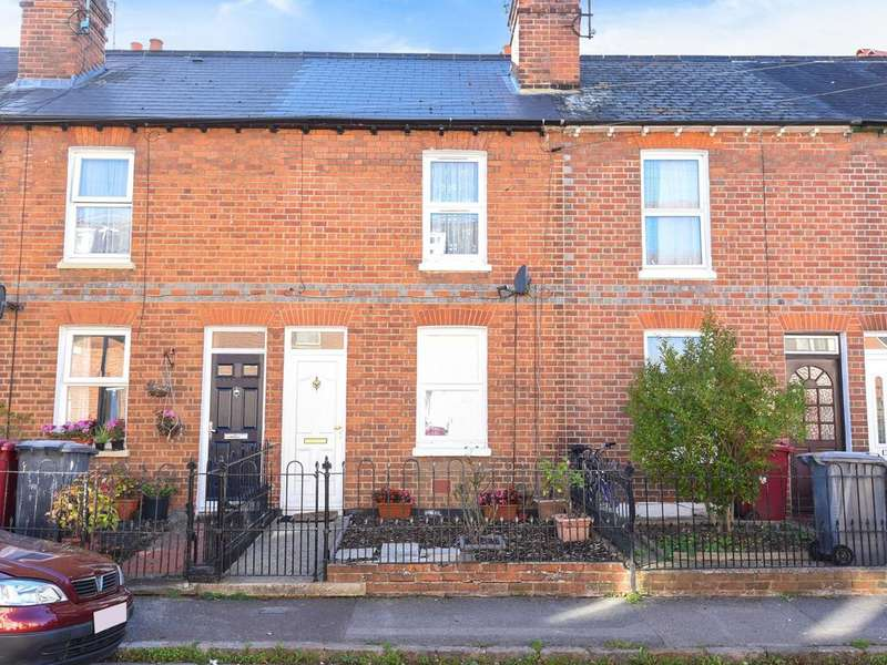 3 Bedrooms Terraced House for sale in Granby Gardens, Reading, RG1