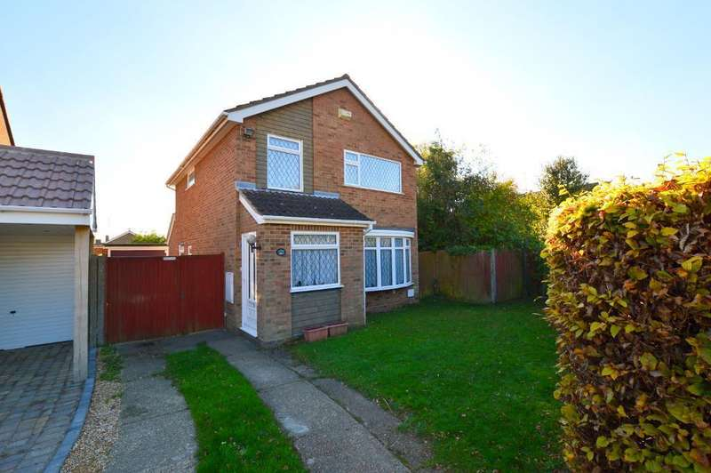 3 Bedrooms Detached House for sale in Turnpike Drive, Warden Hills, Luton, LU3 3RQ