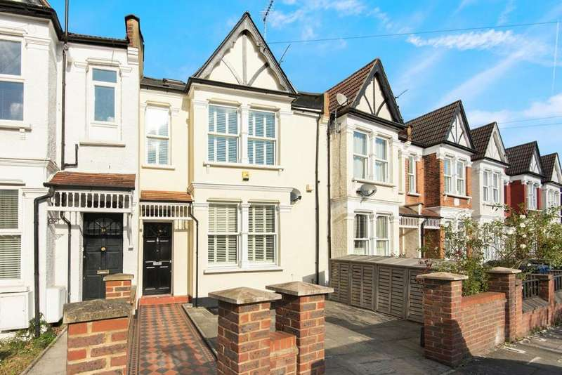 5 Bedrooms Terraced House for sale in Goldsmith Road, Friern Barnet