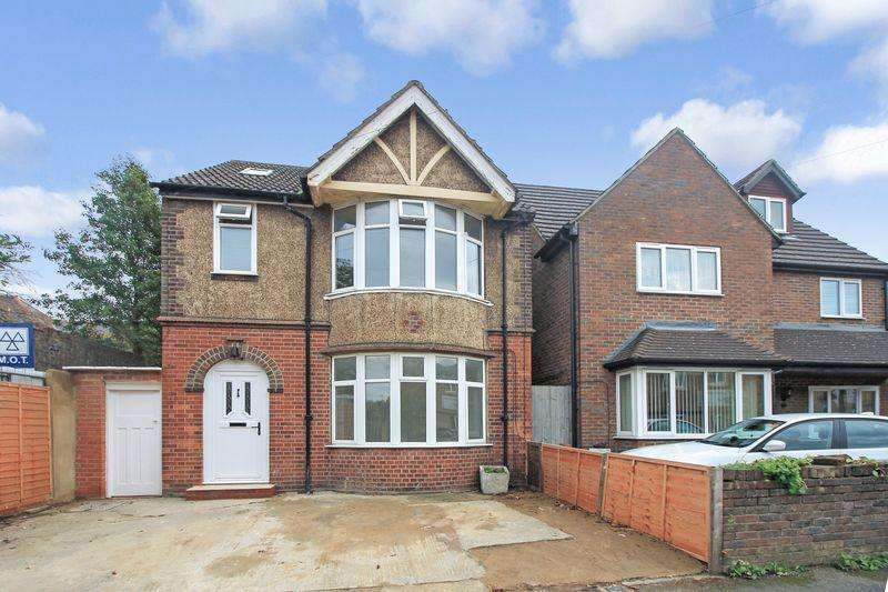 4 Bedrooms Detached House for sale in Memorial Road, Luton