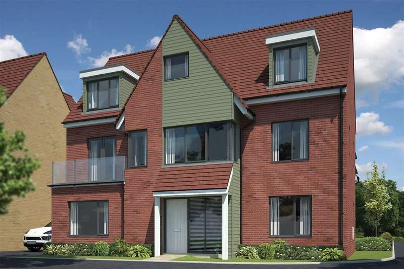 5 Bedrooms Detached House for sale in The Wentworth at Eagle Rise, Channels, Chelmsford