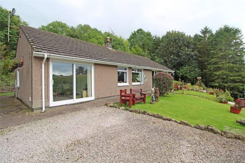 3 Bedrooms Detached Bungalow for sale in CA11 0UQ Greystoke Gill, Greystoke, Penrith, Cumbria