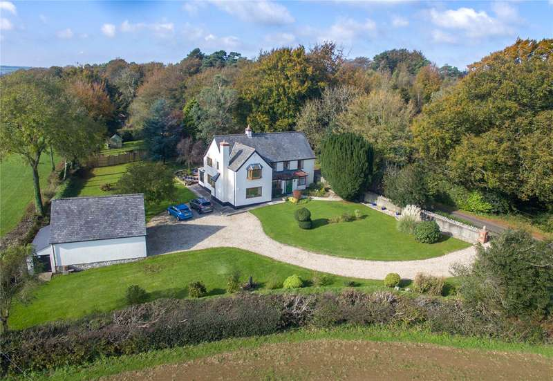 6 Bedrooms Detached House for sale in Buckland St. Mary, Chard, Somerset, TA20