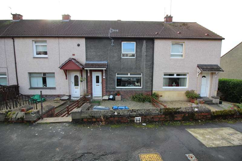 2 Bedrooms Terraced House for sale in Holland Crescent, Cumnock