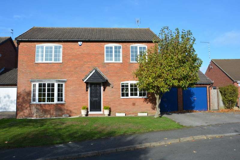 4 Bedrooms Detached House for sale in Elmcroft Road, North Kilworth