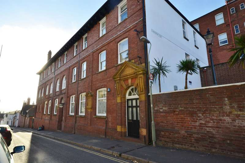 1 Bedroom Flat for sale in Northernhay Street, Exeter, Exeter, EX4 3EL