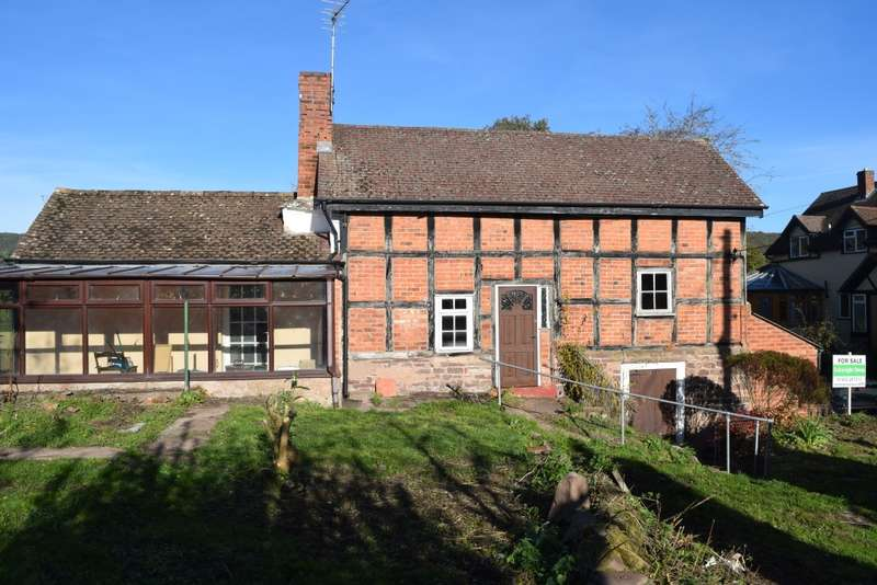 2 Bedrooms Cottage House for sale in Crossfield, Herefordshire, Hereford, Herefordshire, HR4 8AY