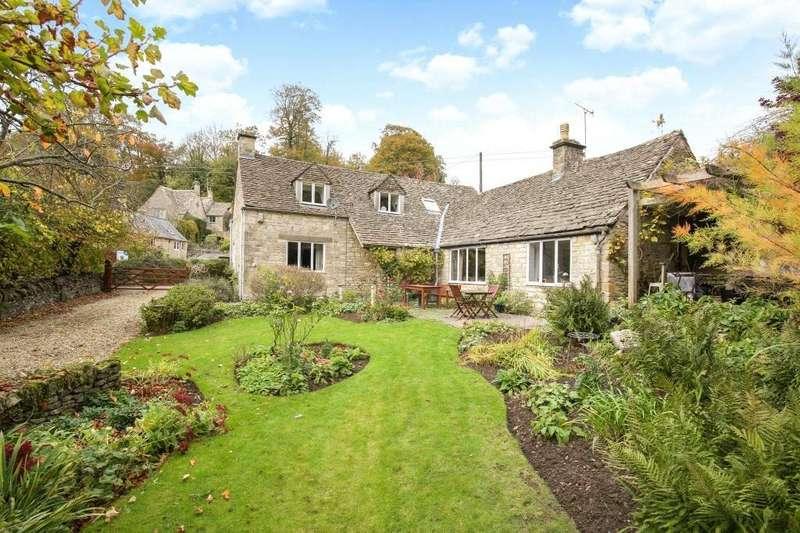 3 Bedrooms Detached House for sale in Wells Road, Bisley, Stroud, Gloucestershire, GL6