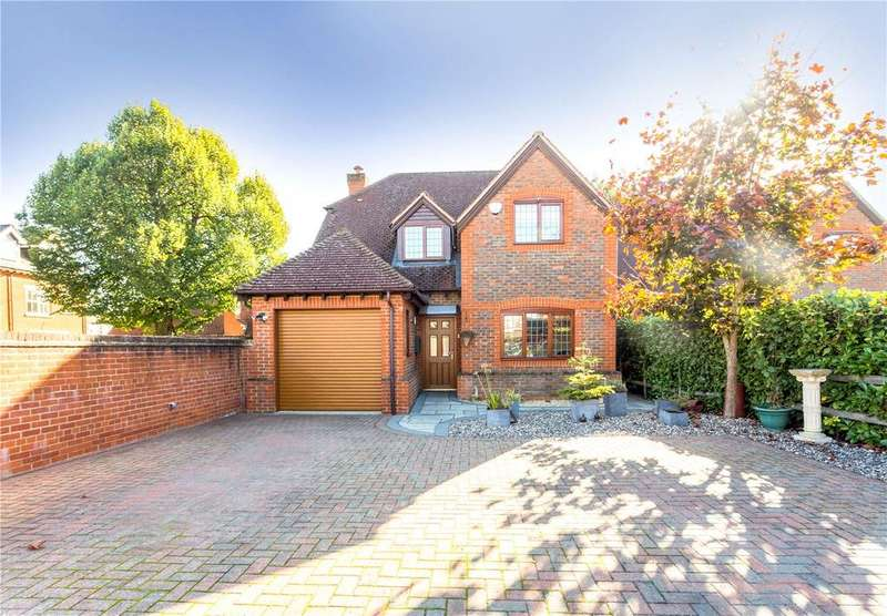 5 Bedrooms Detached House for sale in Stephenson Close, Thatcham, Berkshire, RG18