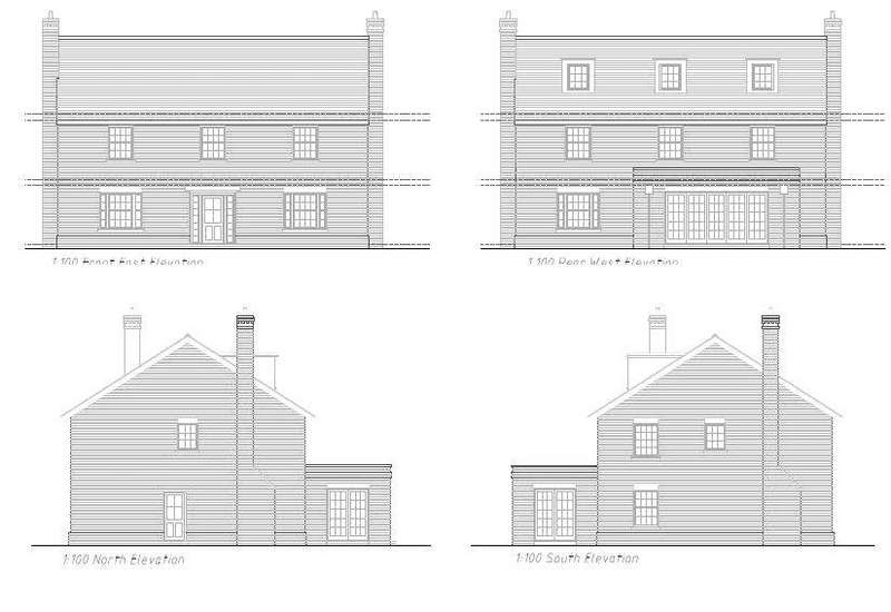 6 Bedrooms Plot Commercial for sale in Plot 1, Fullers End, Elsenham, Essex, CM22