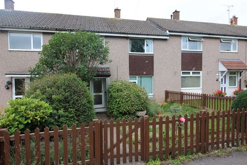3 Bedrooms Terraced House for sale in Windsor Drive, Yate, Bristol, BS37 5DT
