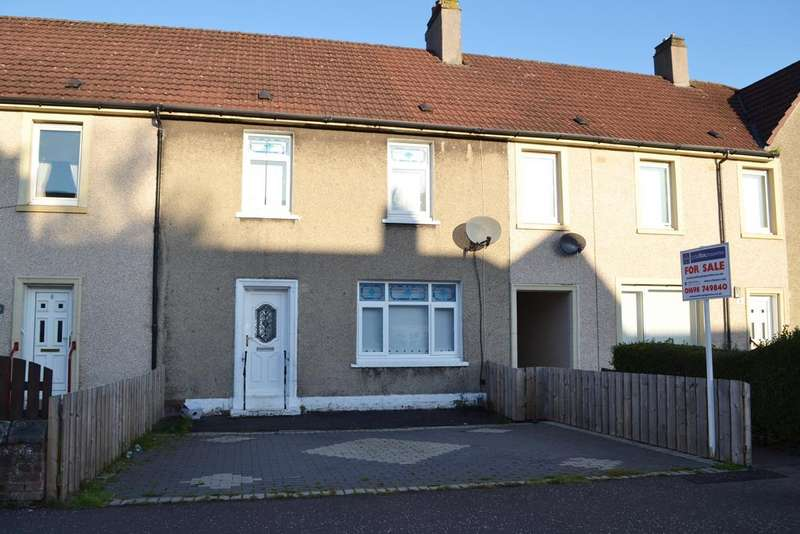 3 Bedrooms Terraced House for sale in NEW VIEW DRIVE, BELLSHILL ML4