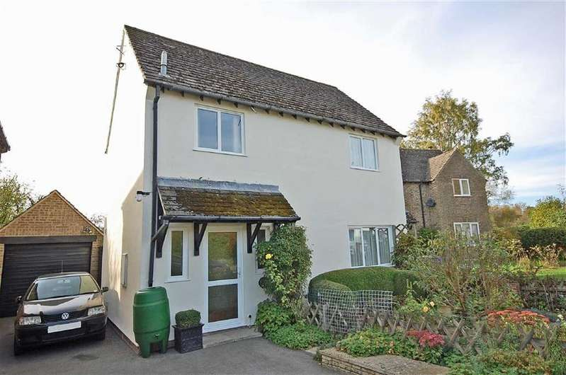 3 Bedrooms Detached House for sale in Hunters Way, Andoversford, Cheltenham, GL54