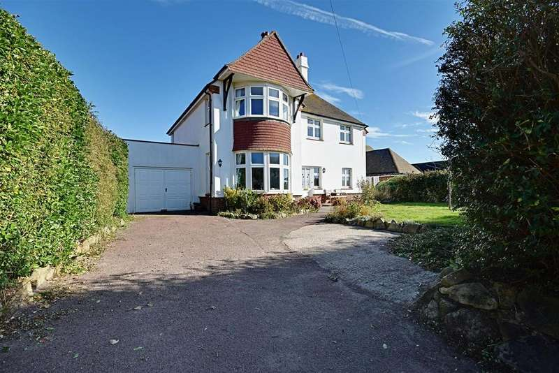 5 Bedrooms Detached House for sale in Southcourt Avenue, Bexhill-On-Sea