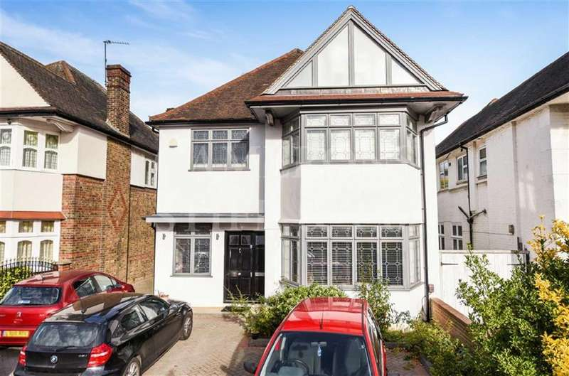 6 Bedrooms Detached House for sale in Mount Pleasant Road, Brondesbury Park, London, NW10
