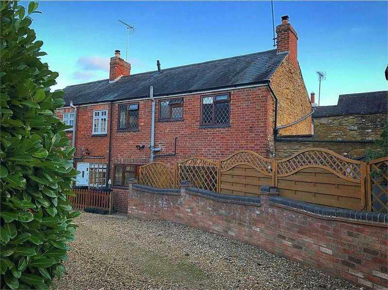 2 Bedrooms Cottage House for sale in Waterfall Way, Medbourne, Market Harborough, Leicestershire