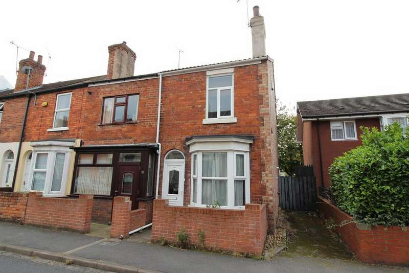 3 Bedrooms End Of Terrace House for sale in Tooley Street, Gainsborough