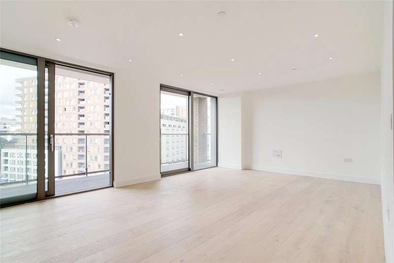 2 Bedrooms Flat for sale in Liberty Building, East Ferry Road, London, E14