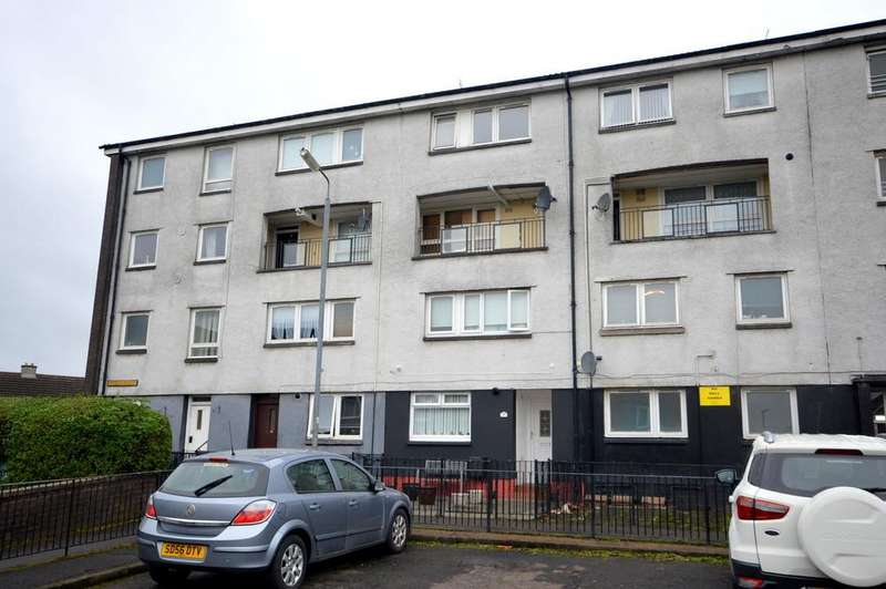2 Bedrooms Apartment Flat for sale in Attlee Avenue Linnvale, G81 2SD