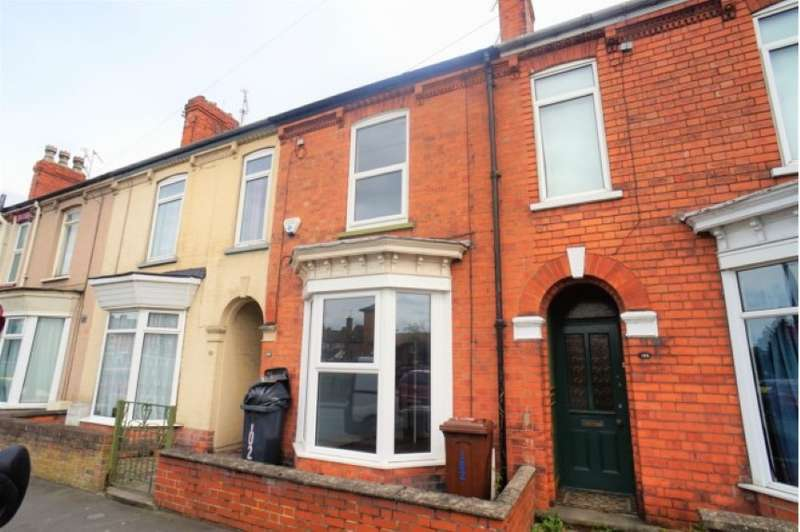3 Bedrooms Terraced House for sale in 102 Sincil Bank, Lincoln, Lincolnshire