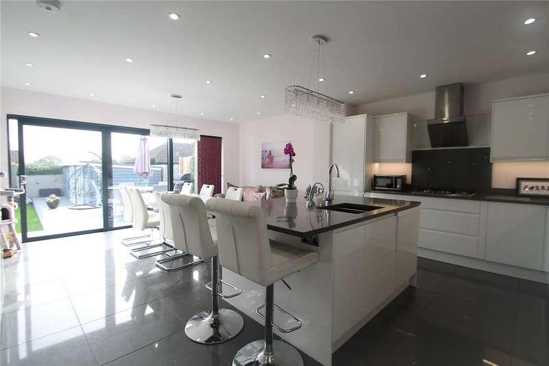 4 Bedrooms Property for sale in Shipbourne Road Tonbridge