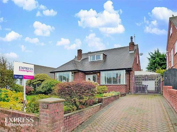 4 Bedrooms Detached House for sale in Newton Drive, Blackpool, Lancashire