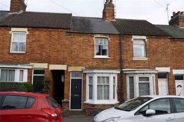2 Bedrooms Terraced House for sale in Heygate Street, Market Harborough, Leicestershire