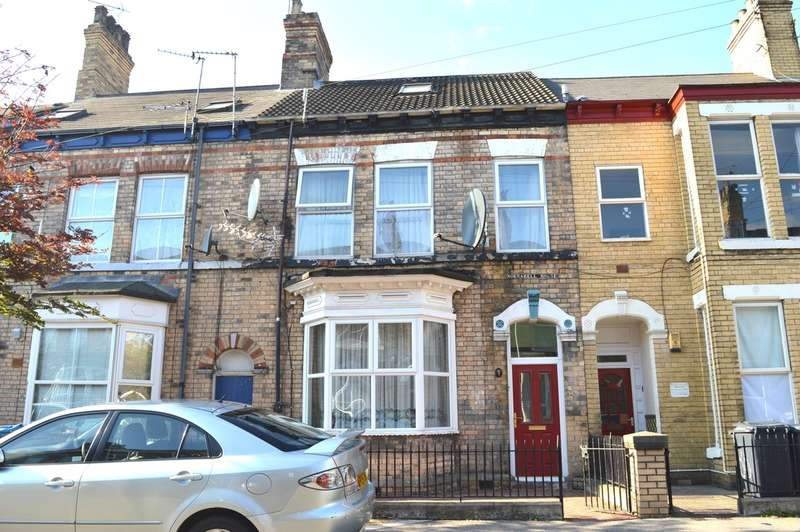 6 Bedrooms Terraced House for sale in Albany Street, HU3