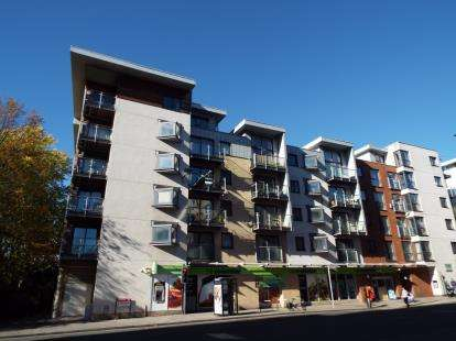 2 Bedrooms Flat for sale in High Street, Southampton, Hampshire