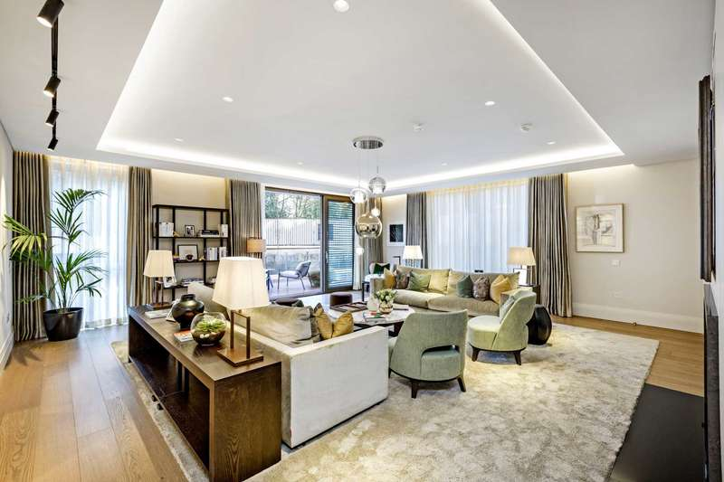 4 Bedrooms Flat for sale in Holland Park Villas, Campden Hill, London, W8