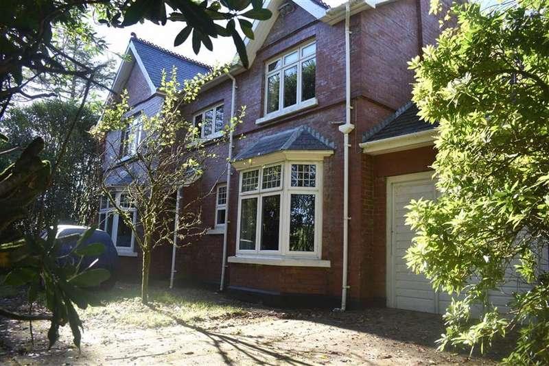 4 Bedrooms Detached House for sale in Dolgran, Pencader