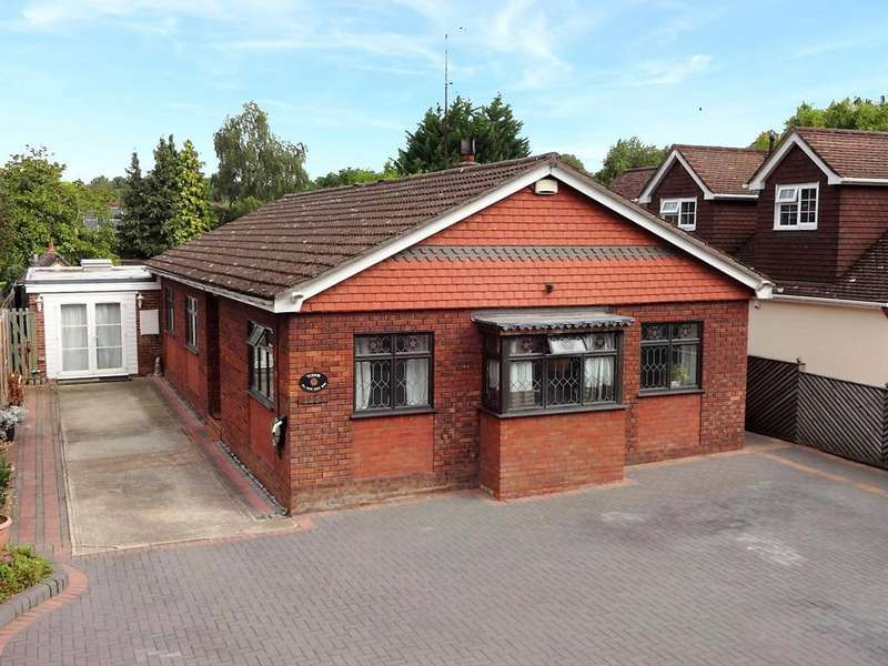 3 Bedrooms Detached Bungalow for sale in Nine Mile Ride, Finchampstead, Wokingham, Berkshire, RG40