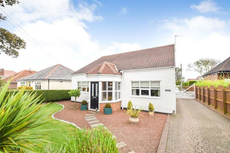 4 Bedrooms Detached Bungalow for sale in Sunnybrae, Stockton Road, Seaham, Co. Durham, SR7