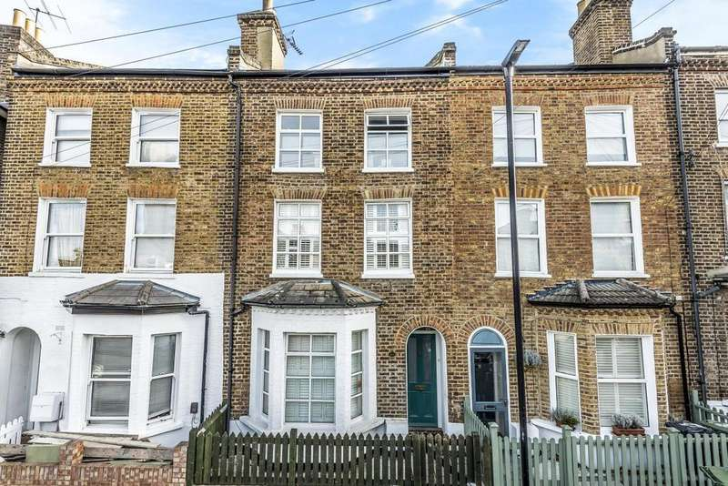4 Bedrooms Terraced House for sale in Rommany Road, West Norwood