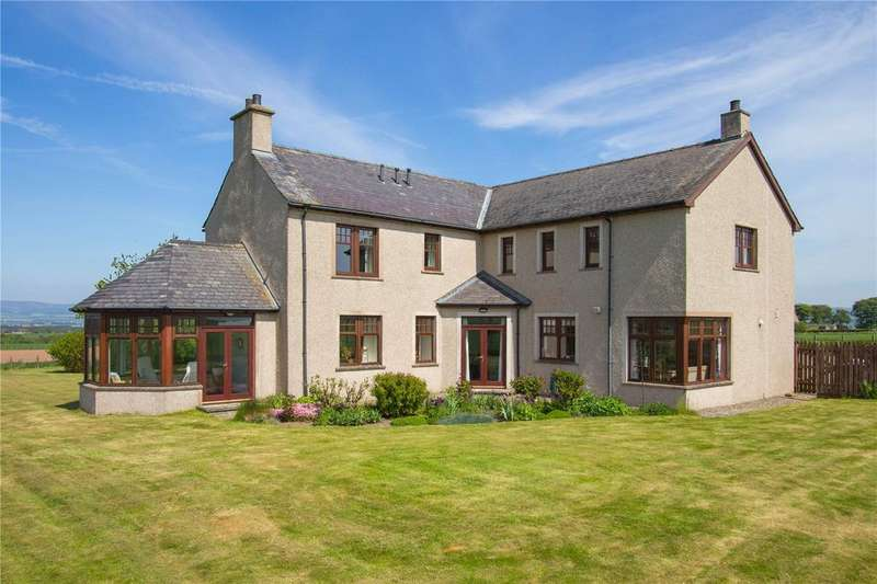 5 Bedrooms Detached House for sale in Braehead, Bank of Gallery, By Montrose, Angus, DD10