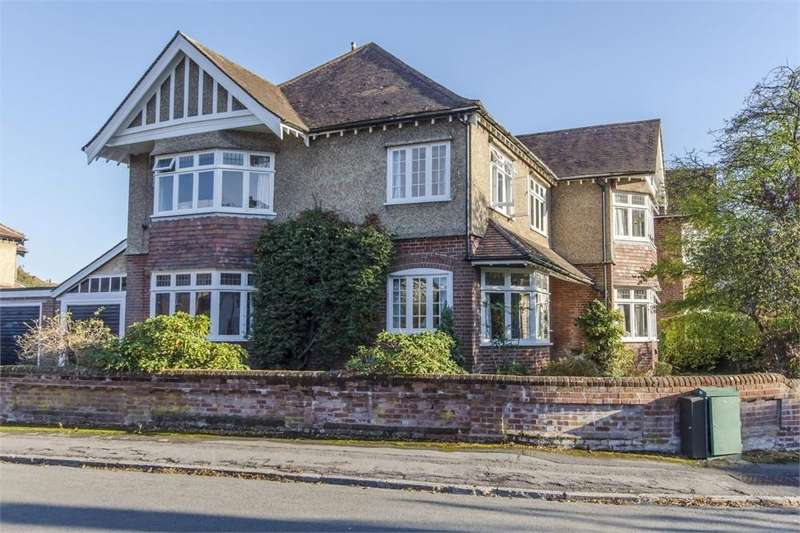 5 Bedrooms Detached House for sale in Westbourne Crescent, Highfield, SOUTHAMPTON, Hampshire