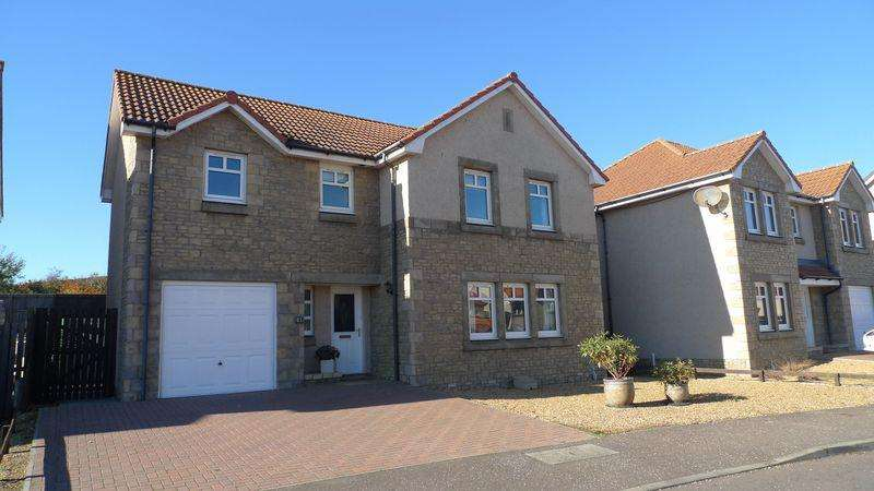 4 Bedrooms Detached Villa House for sale in Inchkeith Crescent, Kirkcaldy