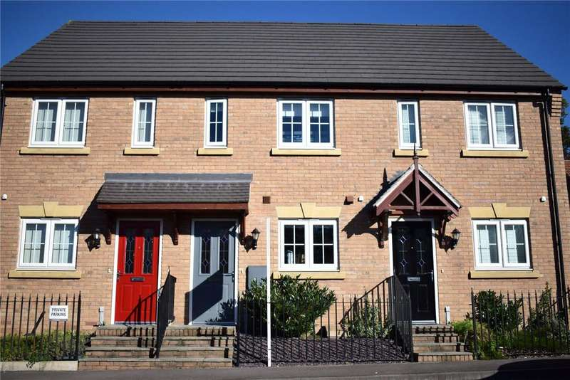 2 Bedrooms Terraced House for sale in Meldrum Drive, Gainsborough, DN21