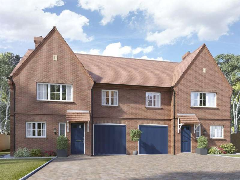 4 Bedrooms Semi Detached House for sale in Hawthorn Park, Swanley, Kent