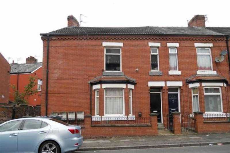 4 Bedrooms End Of Terrace House for sale in Crosfield Grove, Manchester