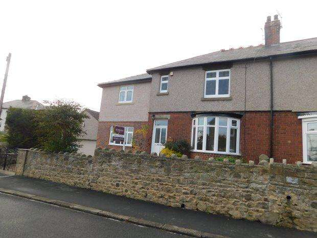 4 Bedrooms Semi Detached House for sale in THE GREEN, COCKFIELD, BISHOP AUCKLAND