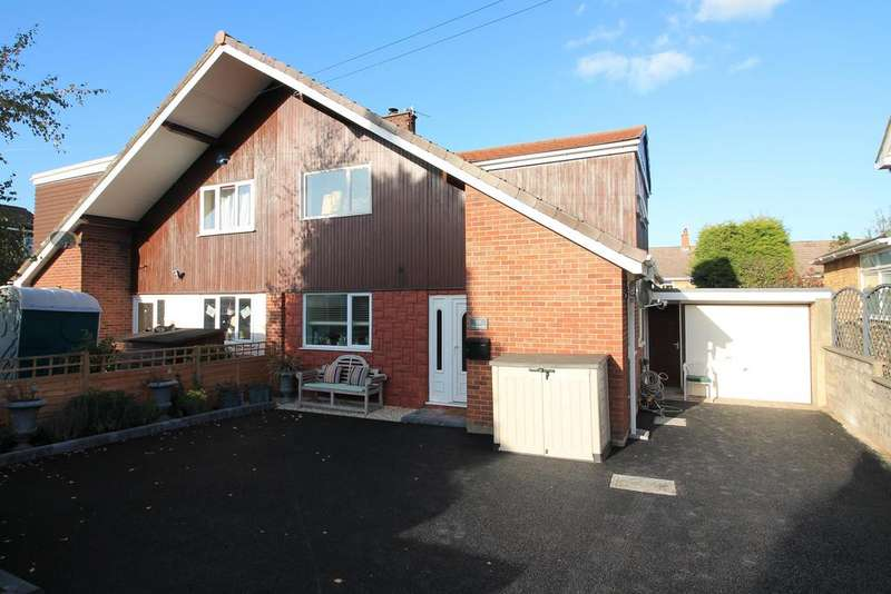 4 Bedrooms Semi Detached House for sale in The Breaches, Easton-in-Gordano, North Somerset, BS20 0LP